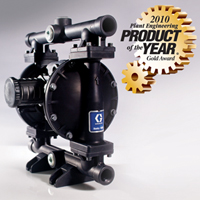 Graco pump distributor